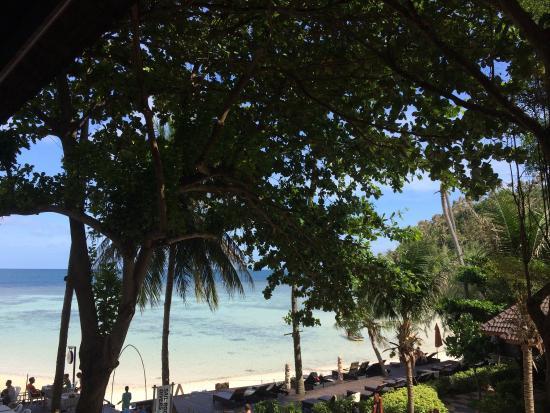 Salad Beach Resort: Chambre vue mer / vue