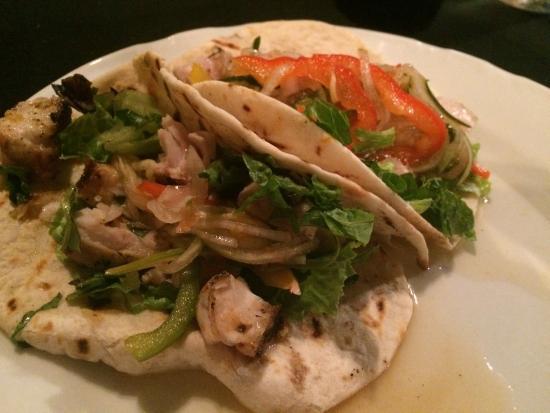 The Quarry: Fish Tacos