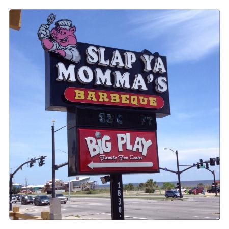 Slap Ya Momma's Barbeque Smoke House: photo0.jpg