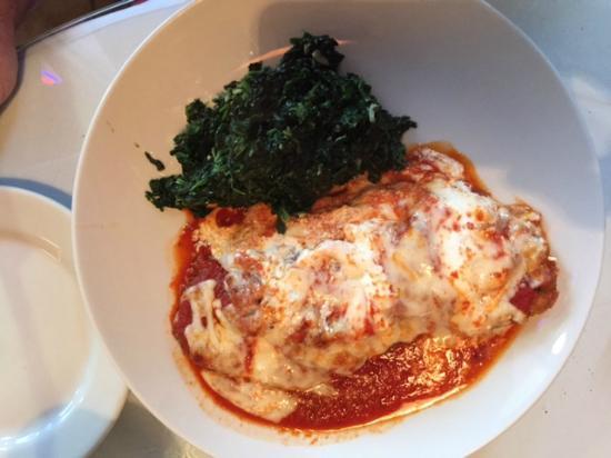 Rollatini: Chicken Sorrento