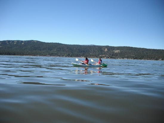 Paddles and Pedals: On the Lake!