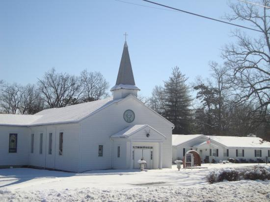Fort Oglethorpe, Géorgie : St. Gerard Catholic Church