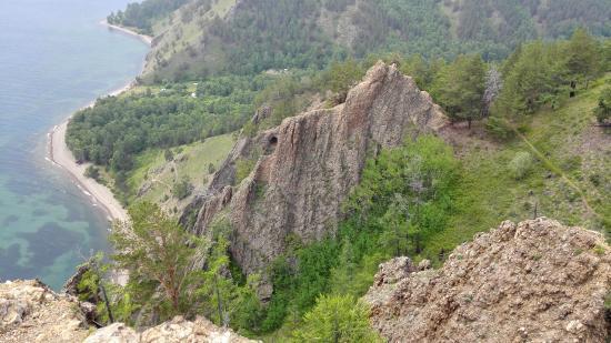 Bolshie Koty, Rosja: Природа