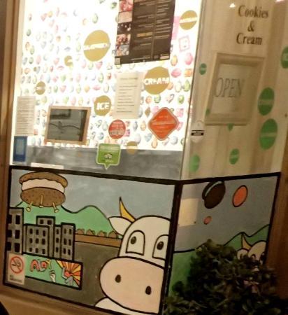 Cookies and Cream at South Pasadena, Ca