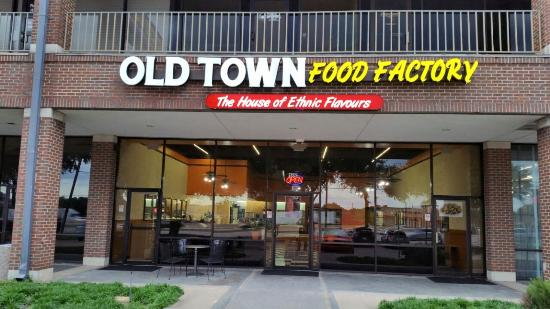 Old Town Food Factory