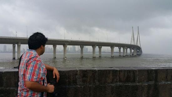 Bandra Fort: Very romantic and nice place to hung out