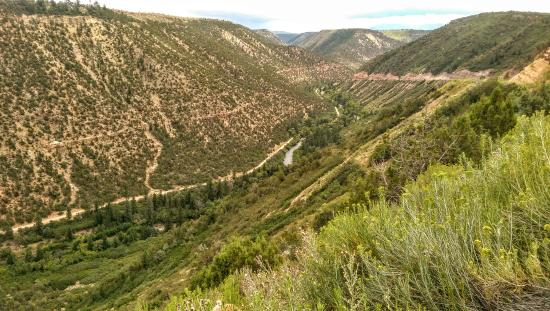 Whitewater, Colorado: Unaweep-Tabeguache Scenic Byway