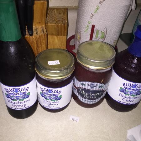 Krupka's Blueberry Plantation: Wow! So excited to try it all!