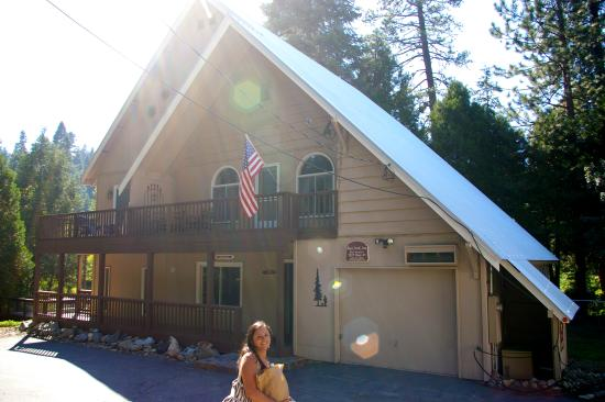Yosemite Big Creek Inn: La maison
