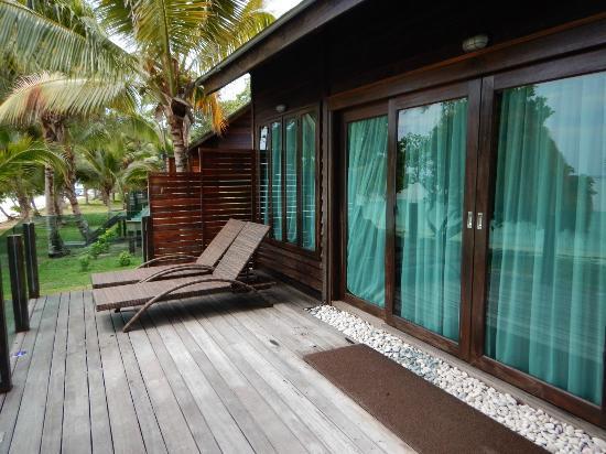 The Reef Dive Resort: Balcony