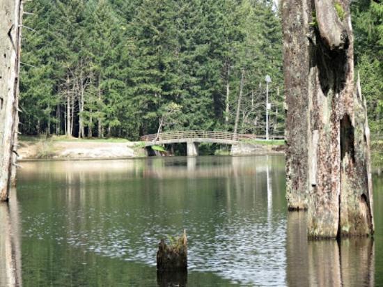 Nanaimo, Canada: Good fishing spot