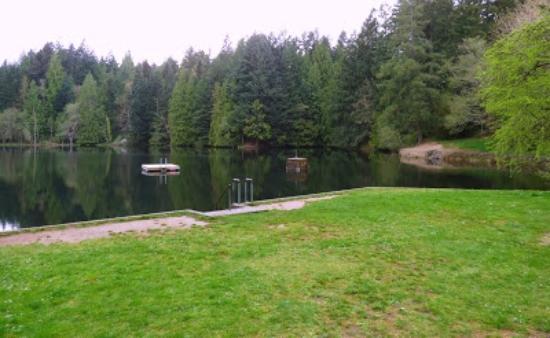 Nanaimo, Canada: Lower Dam