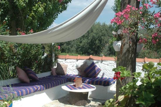 Bakkhos Guesthouse: huzur