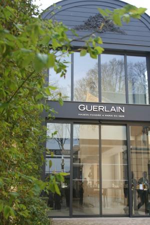La Cour des Senteurs: Guerlain Versailles