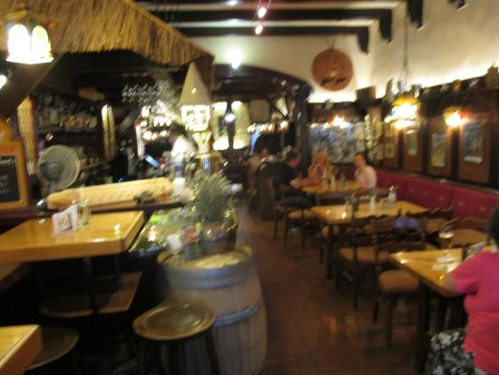 A typical German restaurant - Picture of Schildkrote, Berlin - Tripadvisor