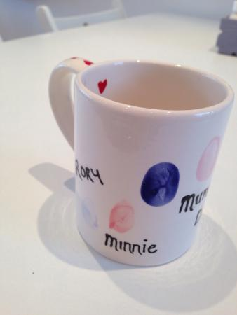 Emily's Paint A Pot: Just a few of the things you can create