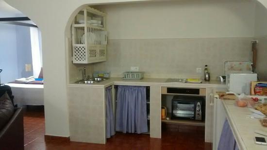 Casas Rurales Los Algarrobales: Interior de los apartamentos