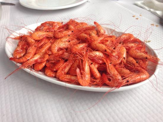 Meson Cabanel: Un menú perfecto,y falta la foto de los chipirones de la Ría q son un manjar.