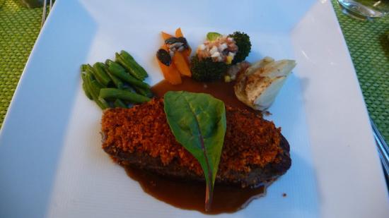 Gasthof Gyrenbad: Wunderbares Filet