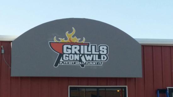 Grills Gon' Wild