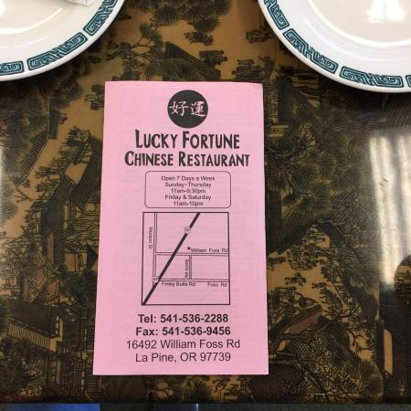Lucky Fortune Chinese Resturant Aufnahme