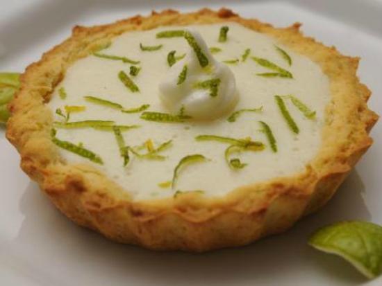 Brioche Doree : tortinha de limao