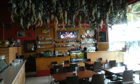 Persia Restaurant: take in the ambiance