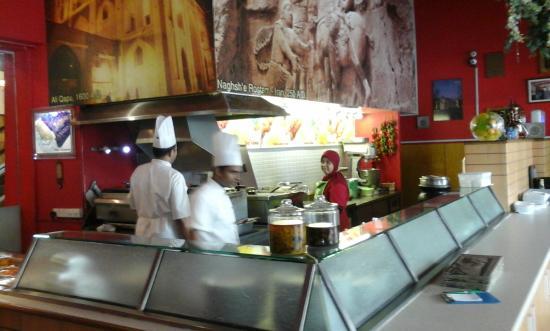 Persia Restaurant: wats' cookin