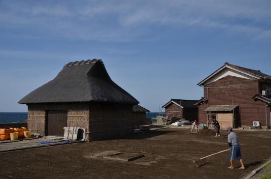 Okunoto Salt Farm Village