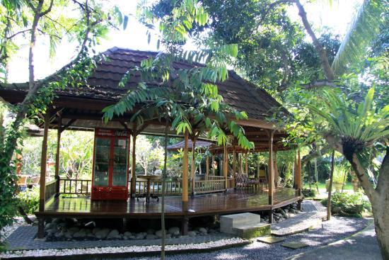 Bali Matahari Hotel: Территория отеля