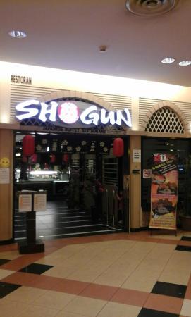 Shogun Japanese Buffet Restaurant