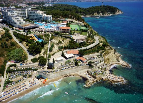 Sealight Resort Hotel: General view