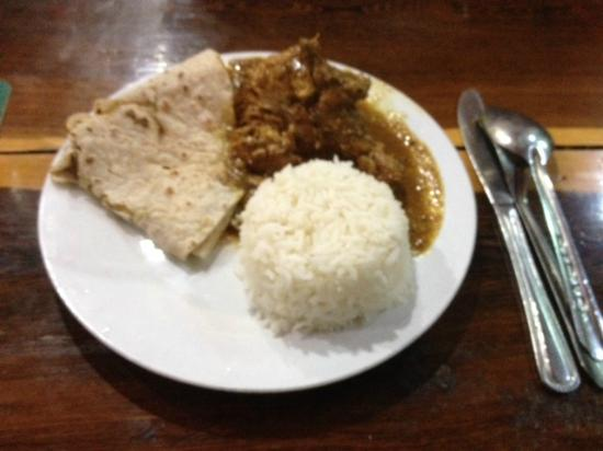everest nepali food centre : Lekkere curry