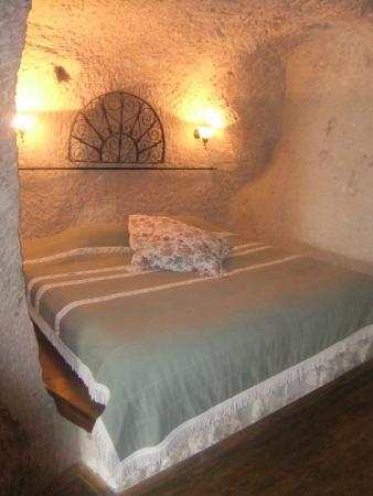 Meleklerevi Cave Hotel suite room Urgup Cappadocia