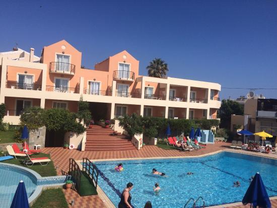 Ξενοδοχείο Πήγασος: Underbart