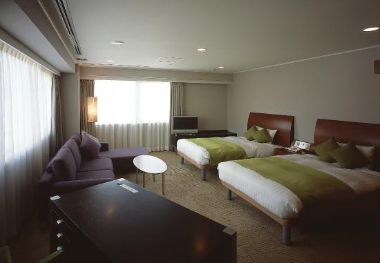 Sun Days Inn Kagoshima: 客室