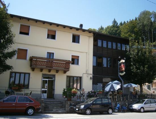 Piandelagotti, Italien: Ristorante La Posta 1