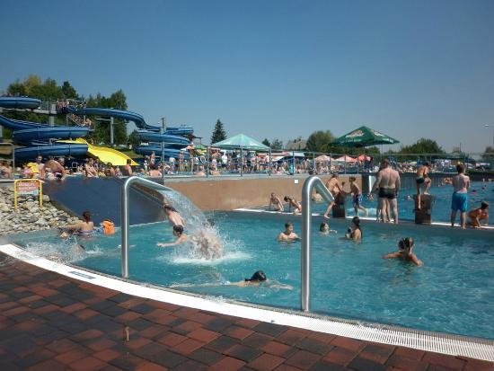 Aquapark Olesna
