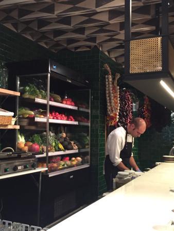 Restaurante sant andreu en palma de mallorca con cocina - Cocinas palma de mallorca ...