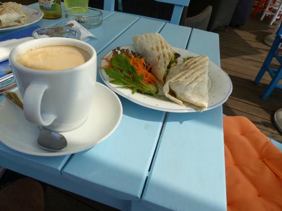 37 Grad Kaffeebar & Ladengeschäft: veganer Döner