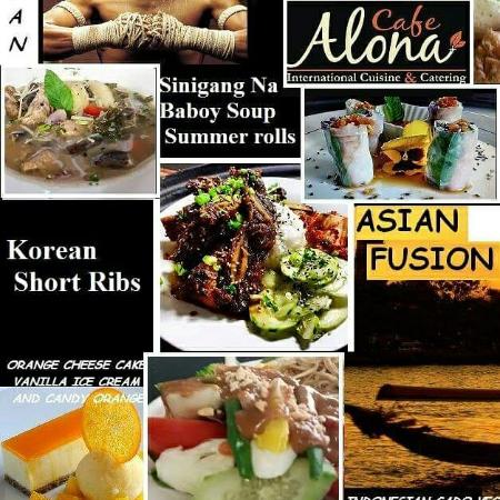 Cafe Alona : Asian Fusion