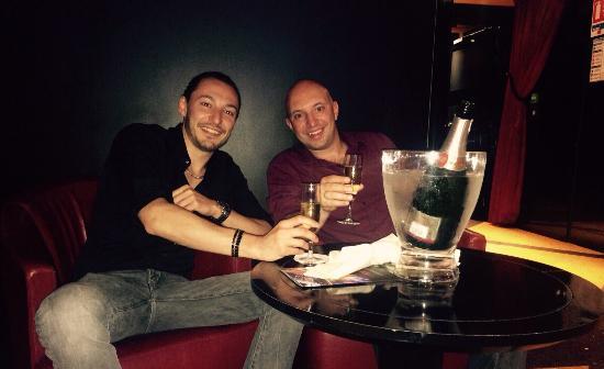 Casino Barrière Les Princes : Buono champagne