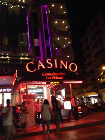Casino les princes cannes runescape blackjack lure and knockout