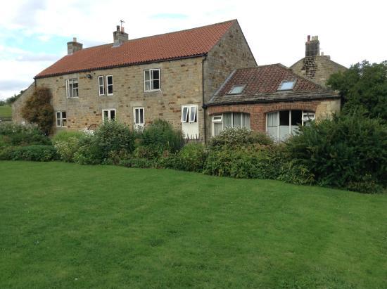 Bay Tree Farm: Side View of Farm House