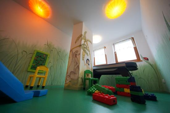 Residence Plan de Corones: sala giochi