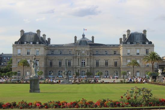 Paris, Prancis: Luxembourg Garden