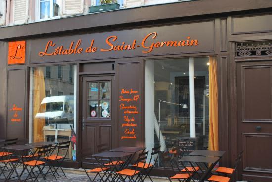 L'etable de Saint-Germain