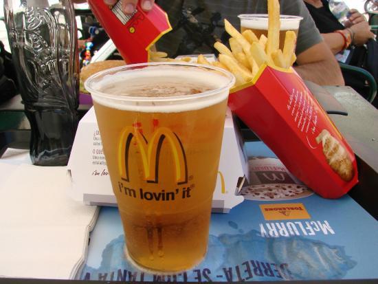 McDonald's: lanche