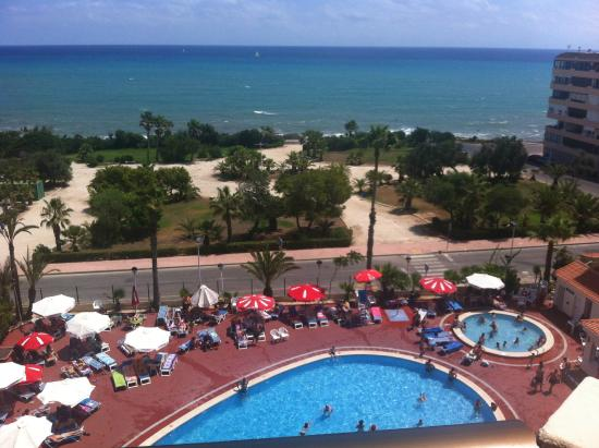 Foto de hotel playas de torrevieja torrevieja piscina for Piscina torrevieja