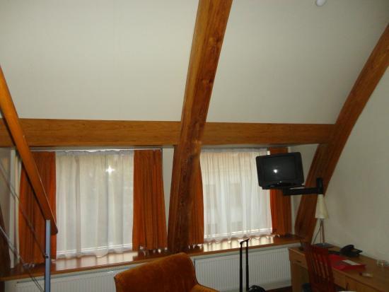 Best Baltic Kaunas Hotel: la zona giorno